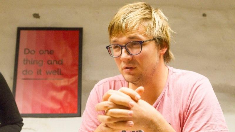 Eesti 200 värske tegevjuht Henrik Raave: tahame sügisel erakonna moodustada