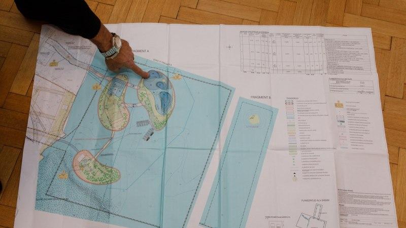 Volikogu andis rohelise tee Märt Sultsi ideele rajada Tallinna lahte tehissaared