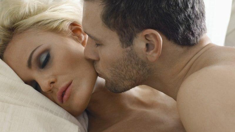 ADRENALIINILAKS GARANTEERITUD: paarikese ohtlik seks katusel