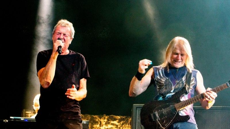 Nightwish, Nickelback, Iron Maiden ja Deep Purple – kõik nad ragistasid raju tormituulena