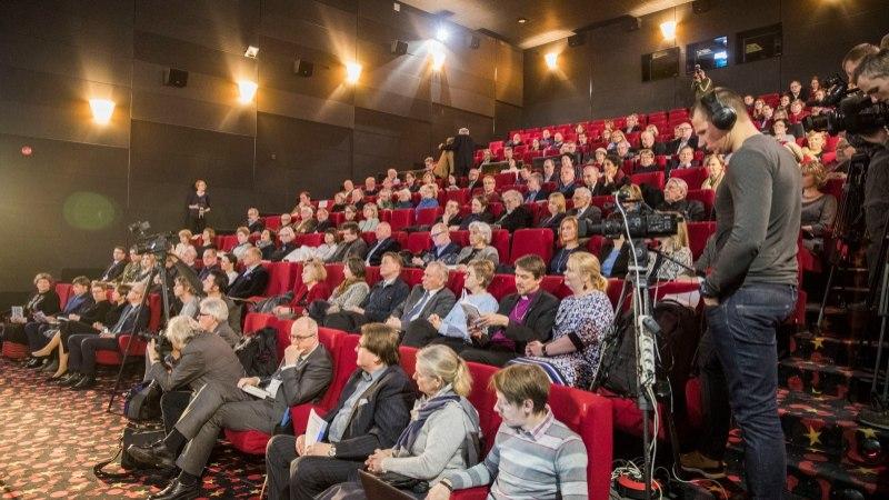 Kinokülastajate arv püstitas mullu rekordi