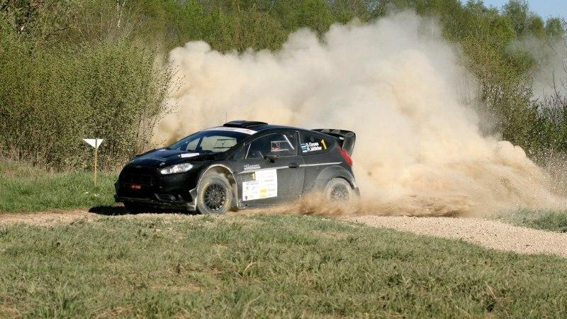 UHKE! Viru rallil tuleb starti kaks WRC-autot