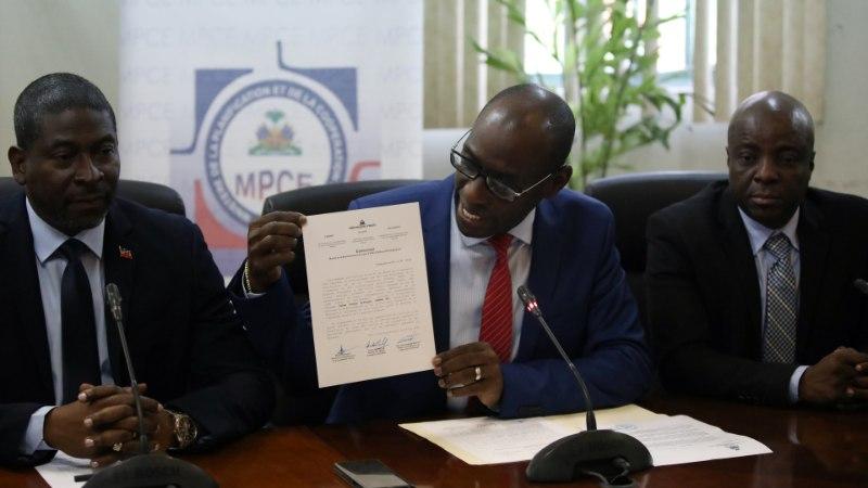 Haiitil keelati seksiskandaali tõttu abiorganisatsiooni Oxfam GB tegevus