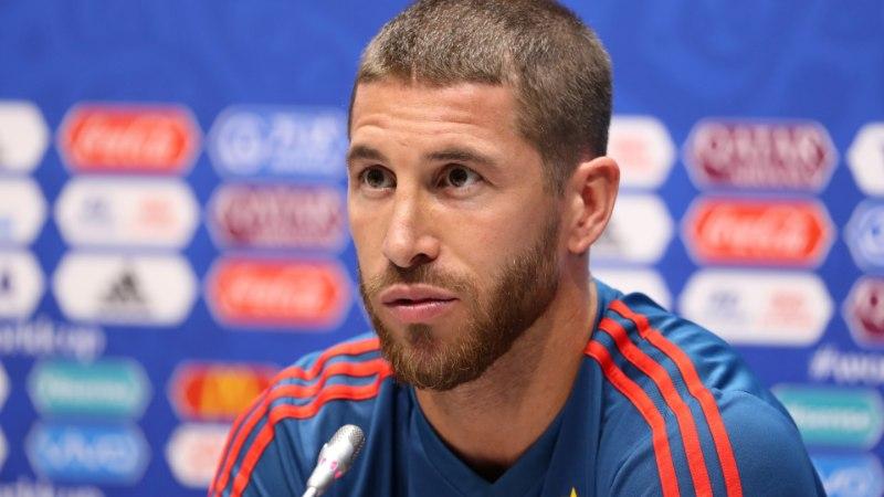 Hispaania kapten Sergio Ramos treenerivahetusest: need polnud meeldivad ajad