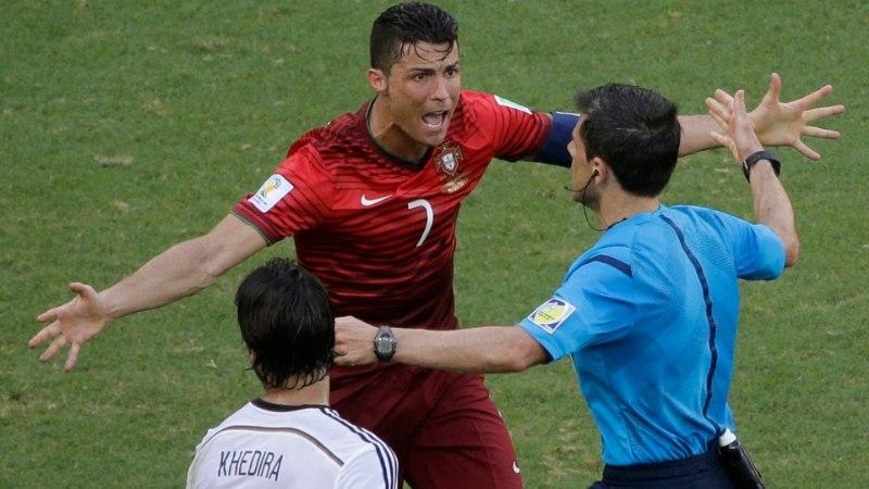 JALGPALLI MMi AJAKIRI | Messi ja Ronaldo – kosmiline maagia, ilma igasuguse filmitrikita