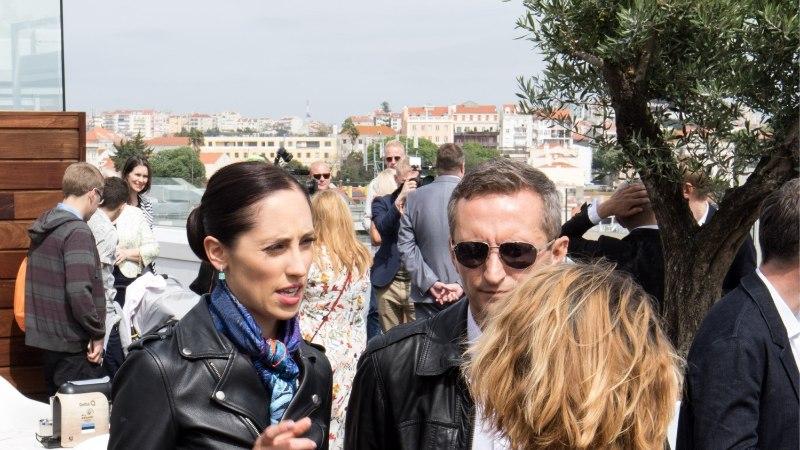 Elina Nechayeva: ma ei tohi enam päikeseprillide ega meigita trennigi teha