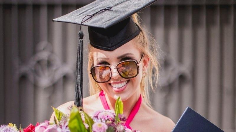 FOTOD | Grete Paia lõpetas ülikooli: esimest korda saabub aeg, mil saan end lõpuks vaid muusikale pühendada