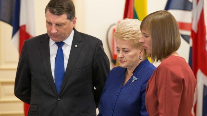 TARTLANE NURISEB: rahvalik president võtab toidu kõrgetele külalistele Tallinnast kaasa