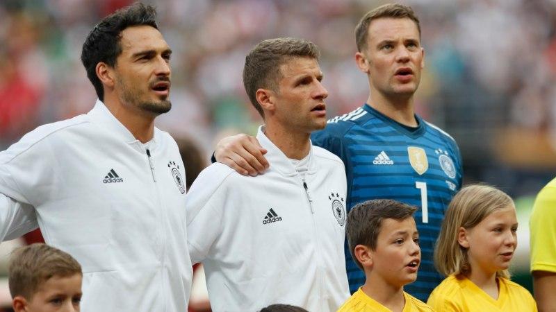 Saksamaa spordiguru avas koondise pihta turmtule: kas keegi nägi mõnda maailmameistrit?