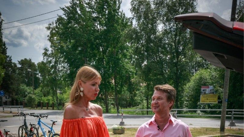 VIDEOINTERVJUU | Jüri Homenja: lavalt lähen ära, jalad ees!