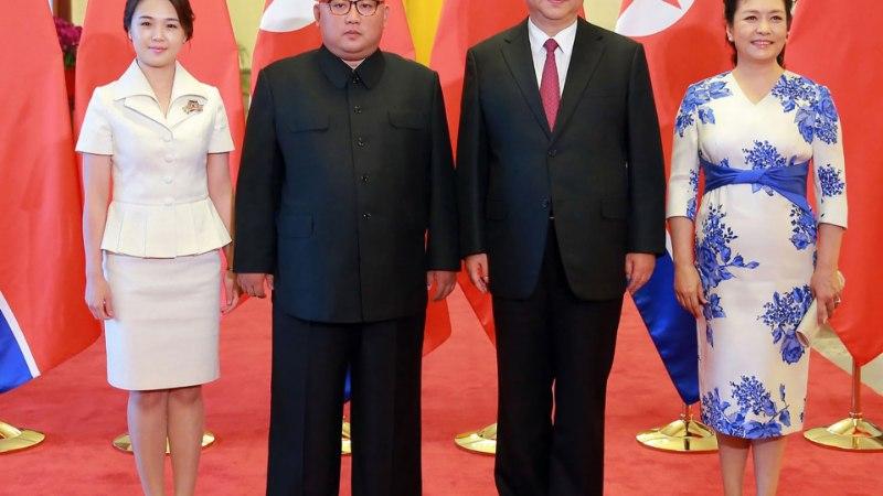 Kim Hiinas: Põhja-Korea lubab aegamööda tuumarelvadest vabaneda