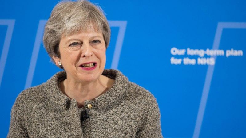 Euroopa Liidust lahkumine ajab Briti poliitikud tülli