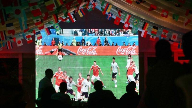 MM SUUREL EKRAANIL! Vaata, kui palju Eesti inimesi käib jalgpalli kinos vaatamas