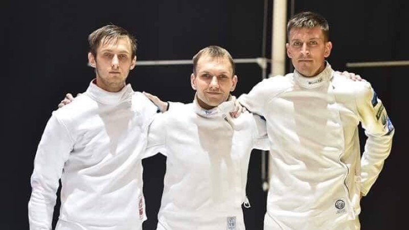 TUBLID! Eesti vehklemismeeskond sai EMil 6. koha