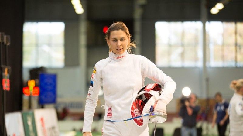 Irina Embrich pidamata jäänud individuaalvõistlusest: meil olid kirjapandud reeglid