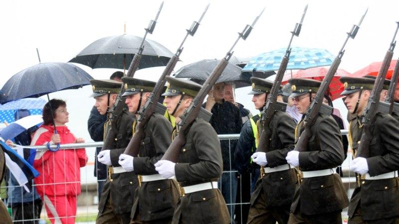Võidupüha paraad toimub juubeliaastal Tallinnas lauluväljakul