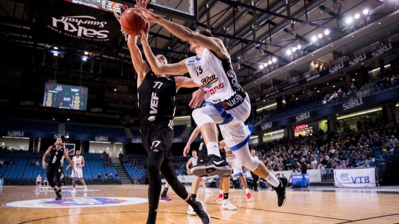 LÕUNANAABRITEGA HEITLEMA! Eesti-Läti korvpalli ühisliiga kiideti heaks
