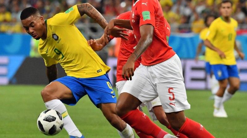 Neid tasub jälgida: Ladina-Ameerika tõusvad tähed jalgpalli MM-il
