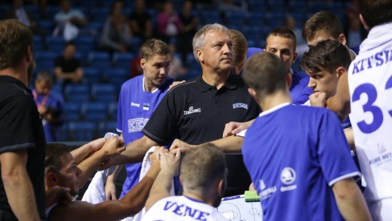 Tiit Soku kokkuvõte kaotusest Soomele: vanematel meestel on raske vormi jõuda, Kotsar oli aktiivne, Nurger peab keha korda saama