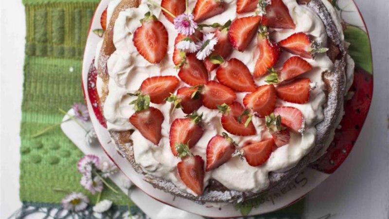 Südasuvine maasikatort