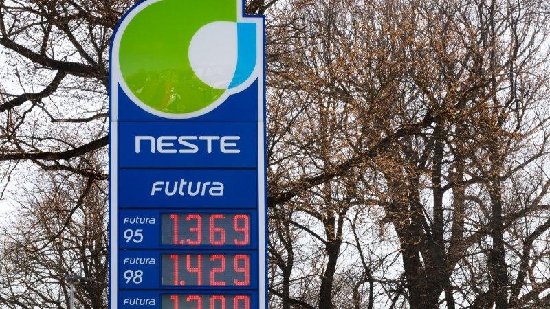 JAANIKS HIND ALLA: nii soodsat kütust pole Eesti tanklates tükil ajal nähtud