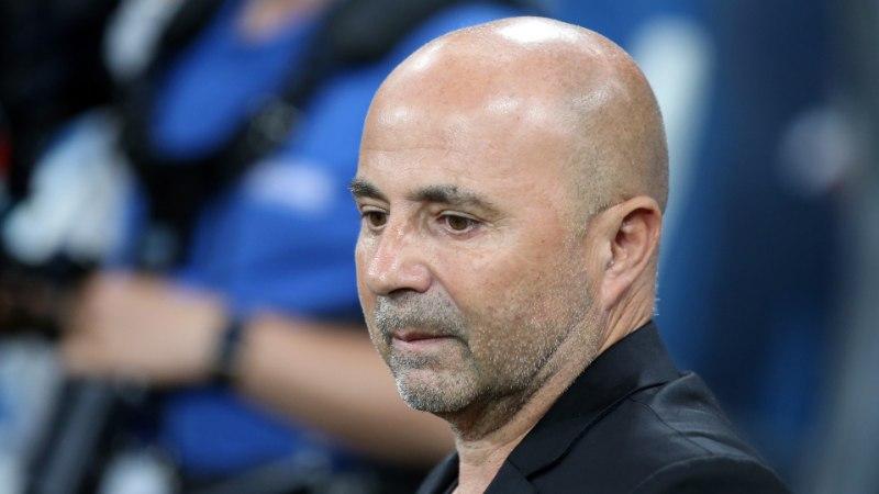 Argentina mängijad nõuavad peatreeneri vallandamist