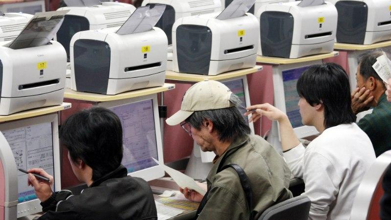 3 MINUTIT LÕUNAPAUSI: Jaapani mees sai tööandjalt trahvi