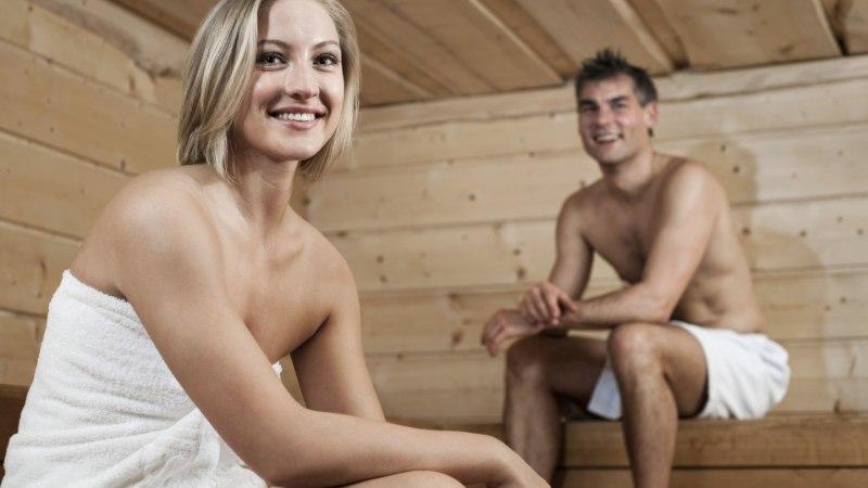 KÜLM NÄPISTAB? 6 tervisele kasulikku põhjust minna hoopis sauna
