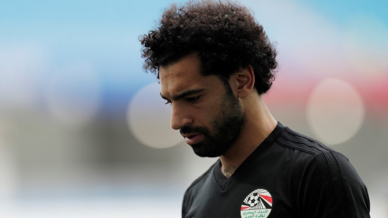Mohamed Salah võib Egiptuse koondisega lõpparve teha