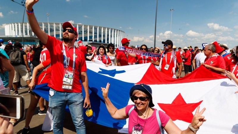 ÕL NIŽNI NOVGORODIS | GALERII | Naer läbi pisarate: 1:6 kaotus väikest Panamat ei murdnud