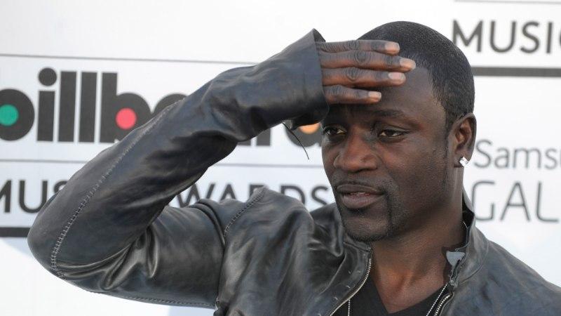 Räppar Akon kavatseb Senegali oma krüptolinna luua