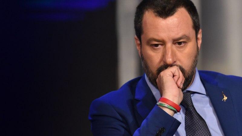 Itaalia mustlasvastane siseminister nõudis massilist puhastust
