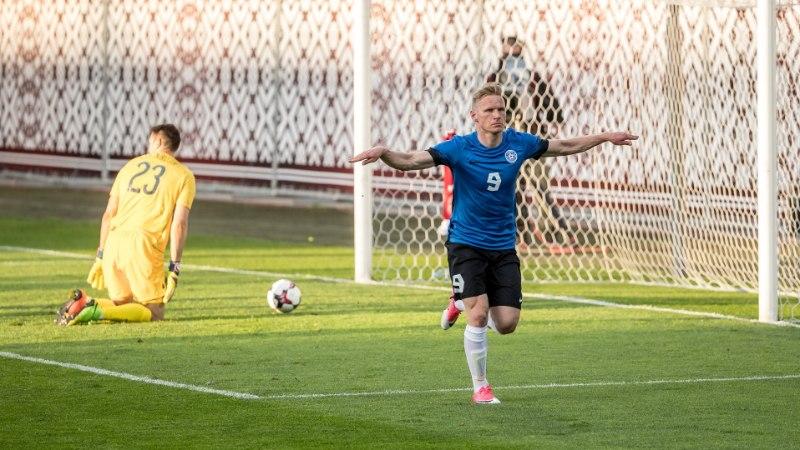 Eestlased välismaal: Purje lõi Soome tippklubile värava