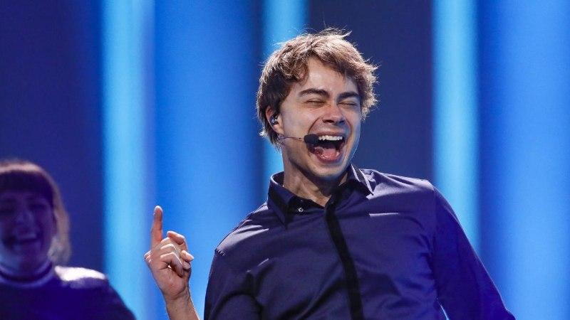 """Alexander Rybak: """"Ahistajast fänn helistas 20 korda päevas ja saatis 40 kirja. Jumal tänatud, nüüd on see läbi!"""""""