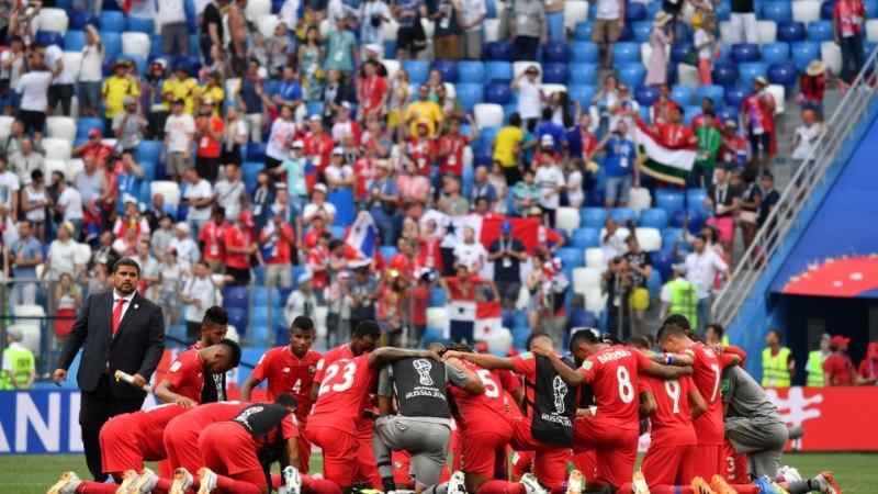 ÕL NIŽNI NOVGORODIS | Panama palverändurid usuvad, et jalgpall võib tuua helgema tuleviku