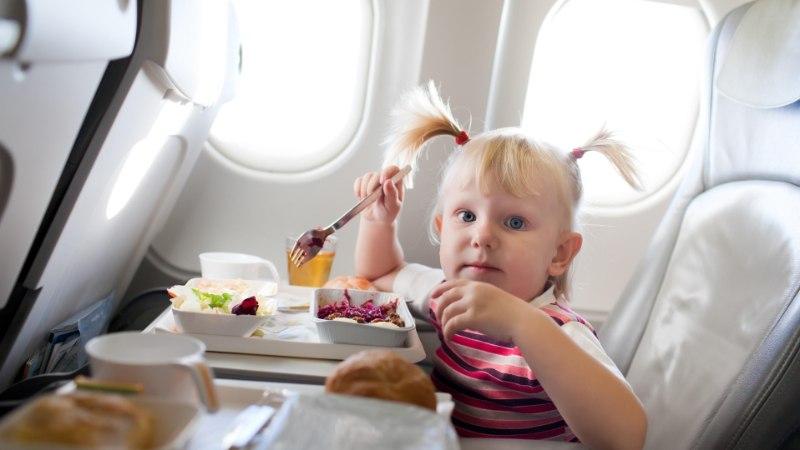 Kui õudsed bakteripesad on lennukid? Tulemused üllatasid uurijaid