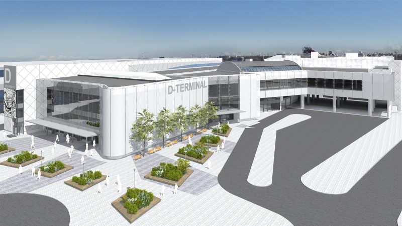Tallinna Sadama D-terminal ehitatakse kaks korda suuremaks