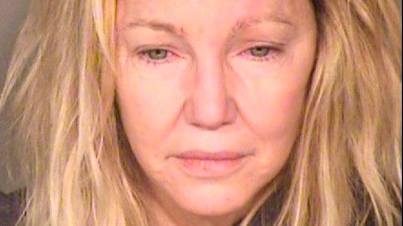 SEKSISÜMBOLI ALLAKÄIK: purupurjus Heather Locklear vahistati taas