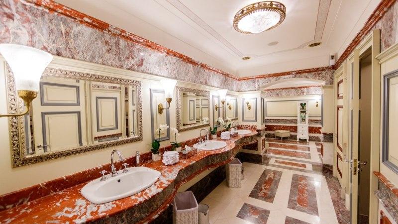 ÕL MOSKVAS   Vaata, milline näeb välja suurlinna kõige luksuslikum käimla!