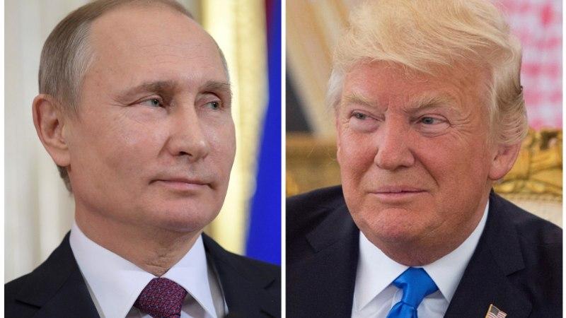 SOOMLASED KUI TULISTEL SÜTEL: Trumpi ja Putini kohtumispaik kuulutatakse välja neljapäeval