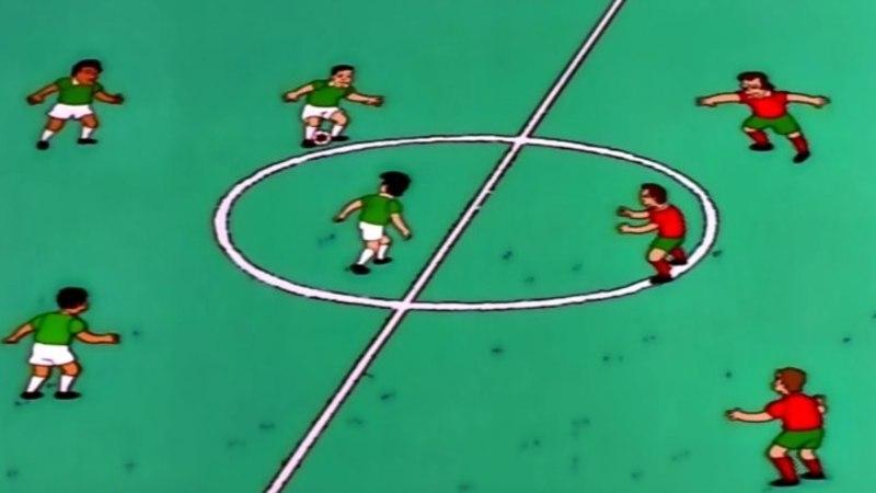 Kas Simpsonid teadsid taas tulevikku 20 aastat ette ja ennustasid, kes jalgpalli MM-i finaalis mängivad?