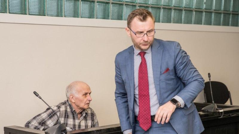 Koplis turvamehi tulistanud eaka mehe tervist asuvad hindama arstid