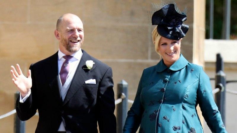 Elizabeth II tütretütar avaldas oma vastsündinud beebi nime