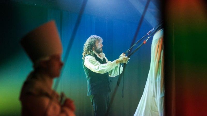 Valitud hetked Viinistu katlamajast Gulliveri ja paarisaja nuku keskelt