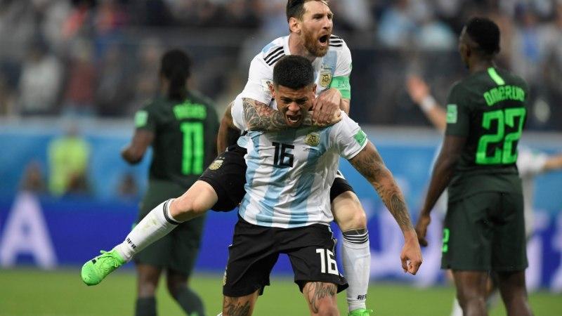 Nii nad ütlesid ehk Jalgpalli MM-i TOP 10 tsitaadid: neli korda Messi, kaks korda Lineker ja ETV stuudio pirn