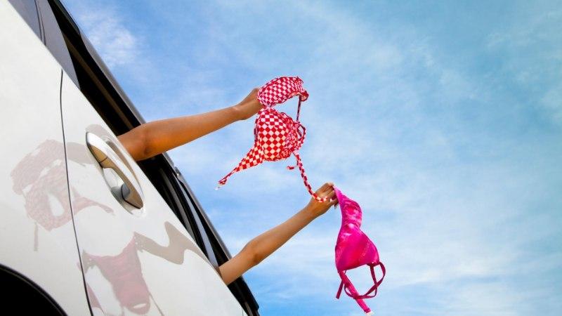 """PAANIKAS PEREPEA: tütar leidis autoistmelt """"rinnahoidja"""", mis emale ei kuulunud..."""