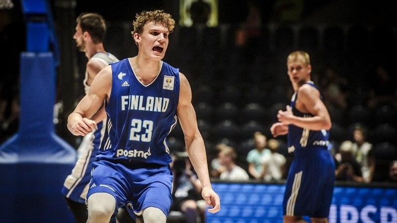 Soome korvpallikoondis sai valusa kaotuse ning on viimase vooru eel raskes seisus