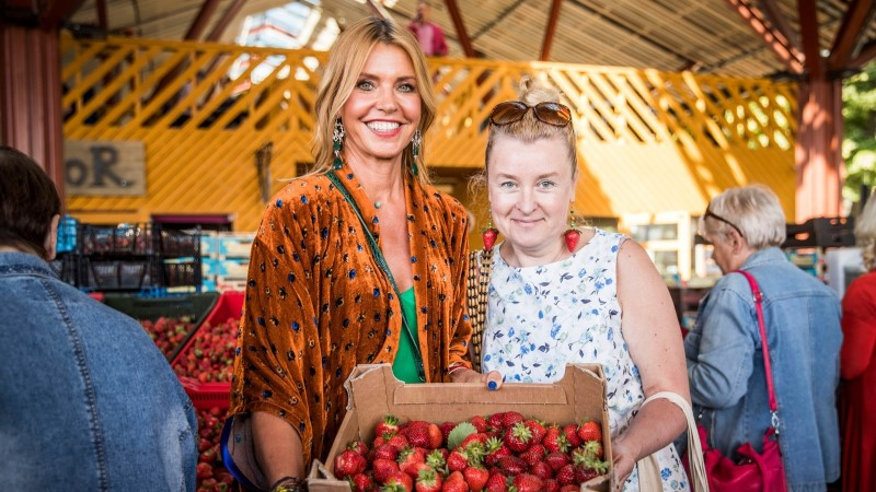 PILDID JA VIDEO   Eesti või Poola maasikas – eestlase jaoks vahet pole