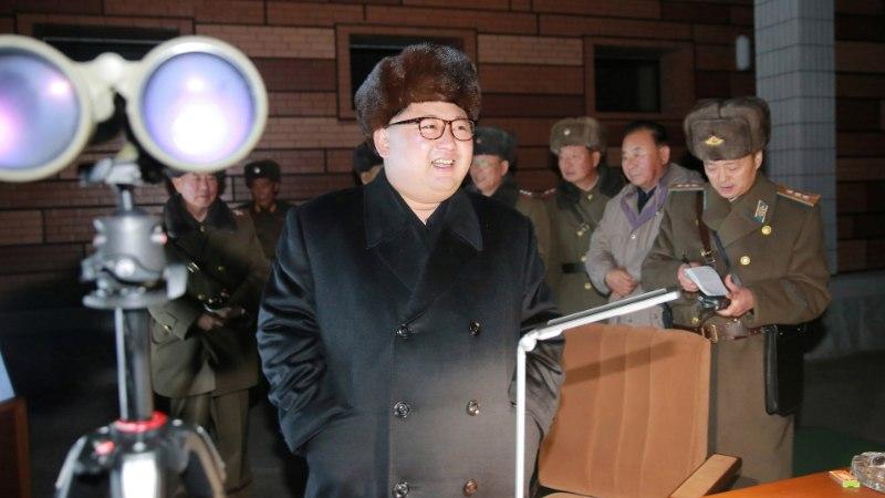 Trumpi ja Kimi kohtumise eel vallandati kolm Põhja-Korea kõrget ametnikku