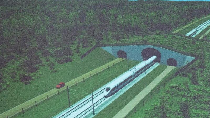 Riho Nõmmik | Rail Balticule ei jätku Eestis kunagi sõitjaid